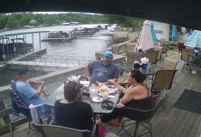 Miller's Landing Marina, Bar & Grill in Osage Beach, Missouri